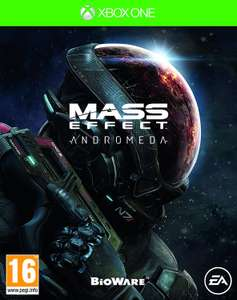 Mass Effect: Andromeda (Xbox One & PS4) für je 13,60€ (Amazon IT)