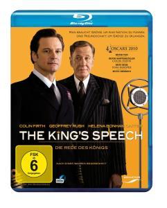 The King's Speech - Die Rede des Königs (Blu-ray) für 3,67€ & Terminator - Die Erlösung Director's Cut (Blu-ray) für 3,67€ (Dodax)