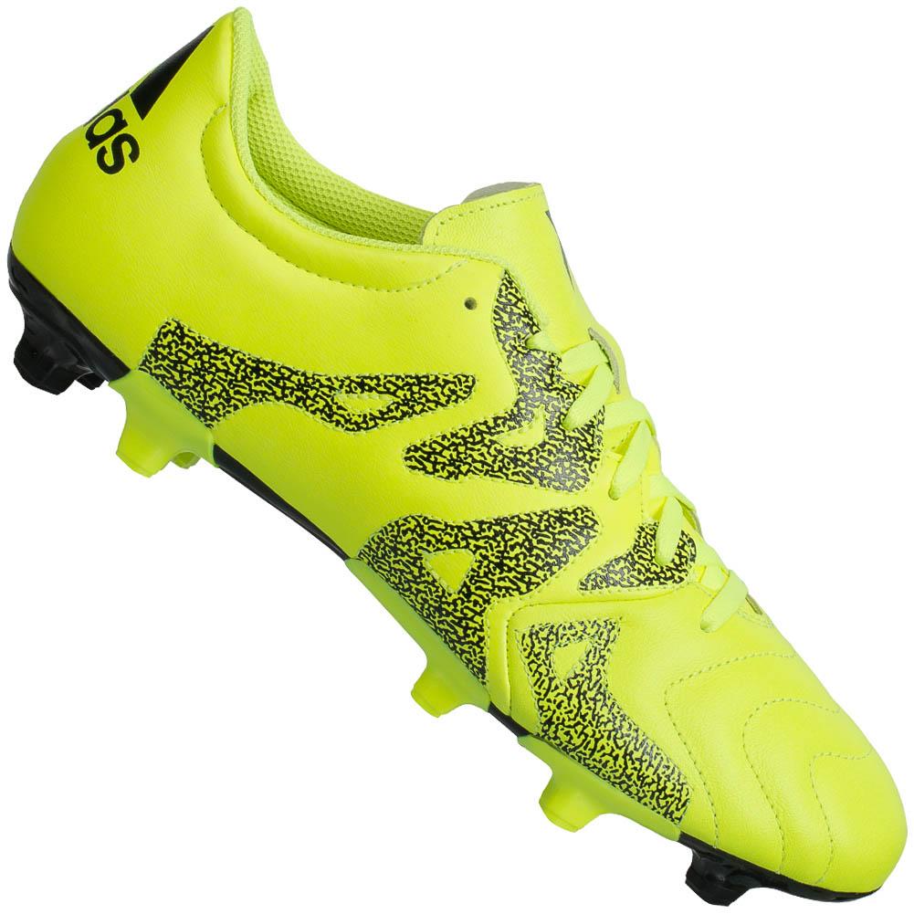 adidas X 15.3 FG/AG Herren Leder Fußballschuhe