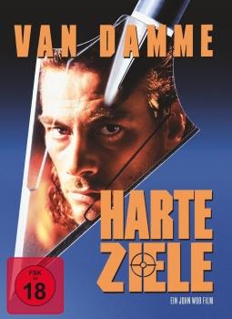 Harte Ziele - Mediabook (Kinofassung & Unrated-Version & 20-seitiges Booklet) [Blu-ray] für 15,93 EUR (Alphamovies)