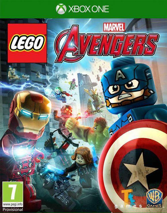 LEGO Marvel Avengers(Xbox One) & Ps4 für 16,50€