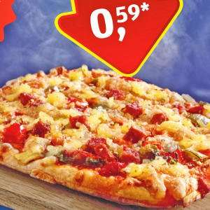 Pizza Classico für nur 59 Cent @Aldi Süd ab 25.06.