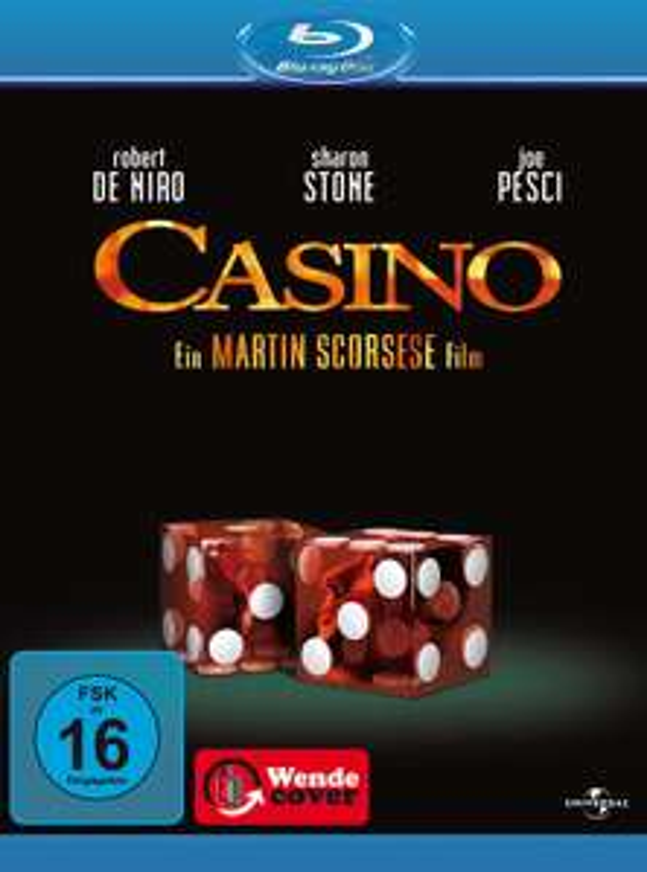 Casino (Blu-ray) für 4,63€ (Dodax)