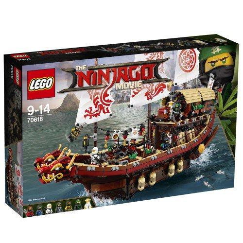 [Spiele Max] Lego Ninjago - Ninja-Flugsegler (70618)