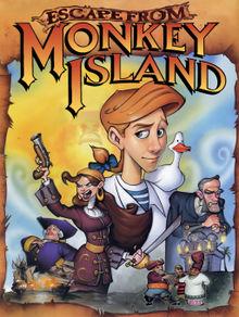 Die komplette Monkey Island Reihe (1-4) als Download bei GOG im Bundle günstiger