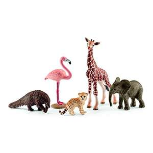 [Amazon Prime] Schleich 42388 - Wild Life Tier-Mix - Figur