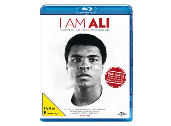 I Am Ali (Blu-ray) für 4,66€ inkl. Versand