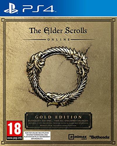 The Elder Scrolls Online: Gold Edition (PS4) ab 13,66€ (Amazon DE & FR)