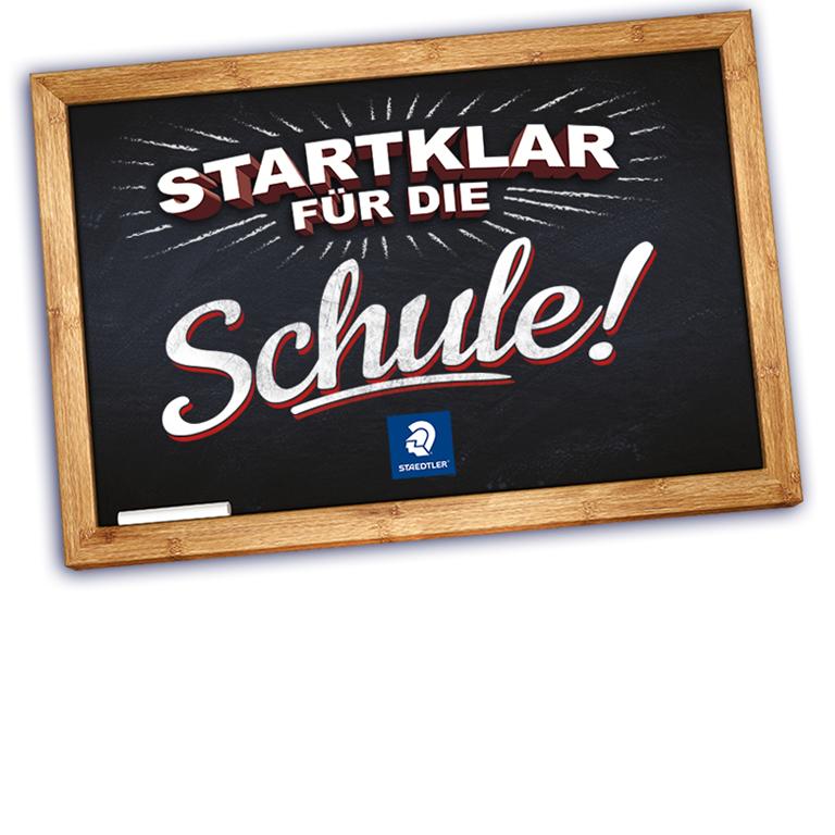 [MilkyWay-Startklar für die Schule!] 3x Minis kaufen -> STAEDTLER® STIFTE-Set gratis