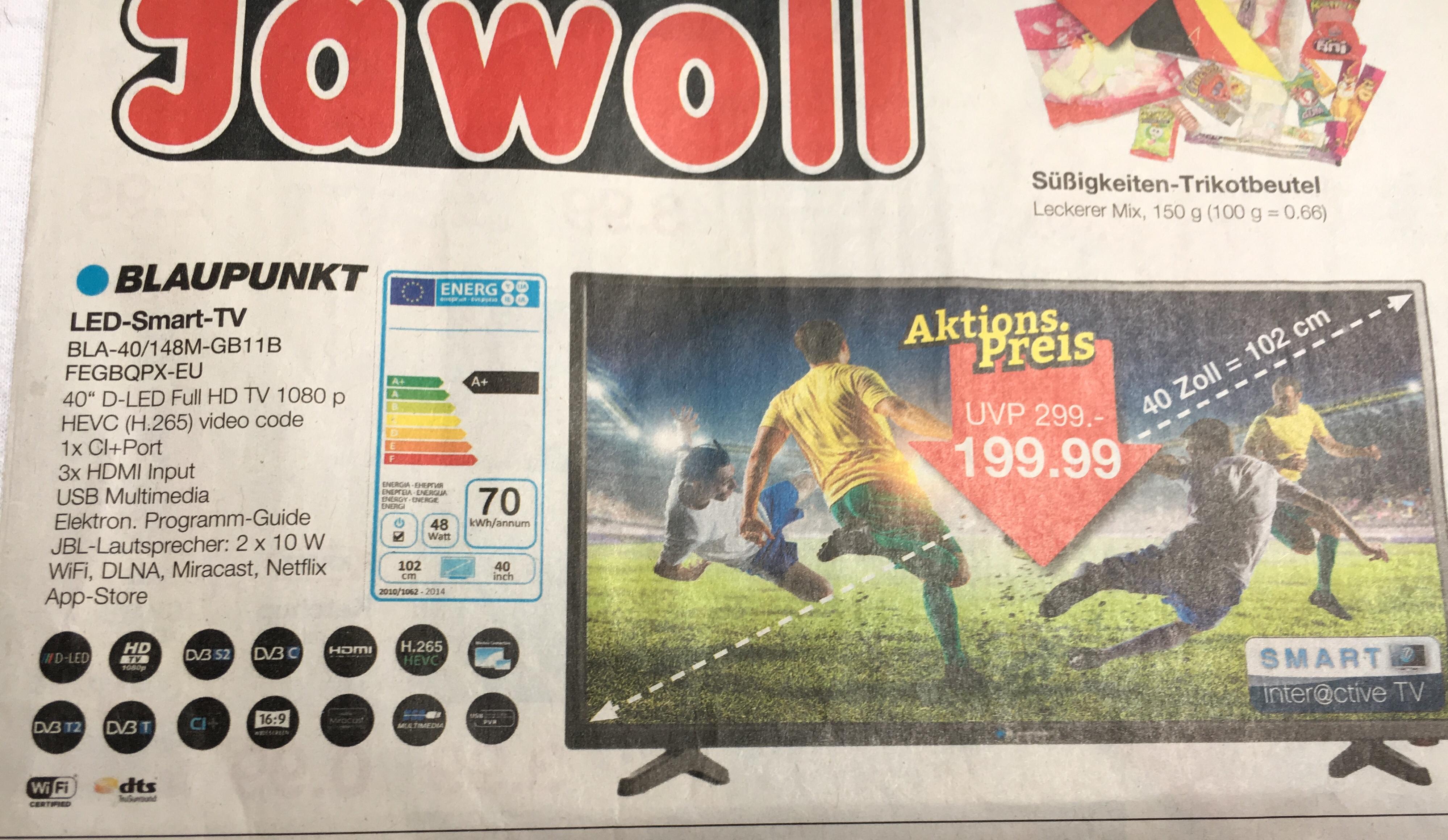 Blaupunkt Smart TV (BLA-40/148M)