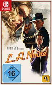 L.A. Noire - Nintendo Switch (Amazon) (+VSK von Amazon)