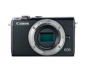 Canon EOS M100 Body - Black + 50€ Cashback