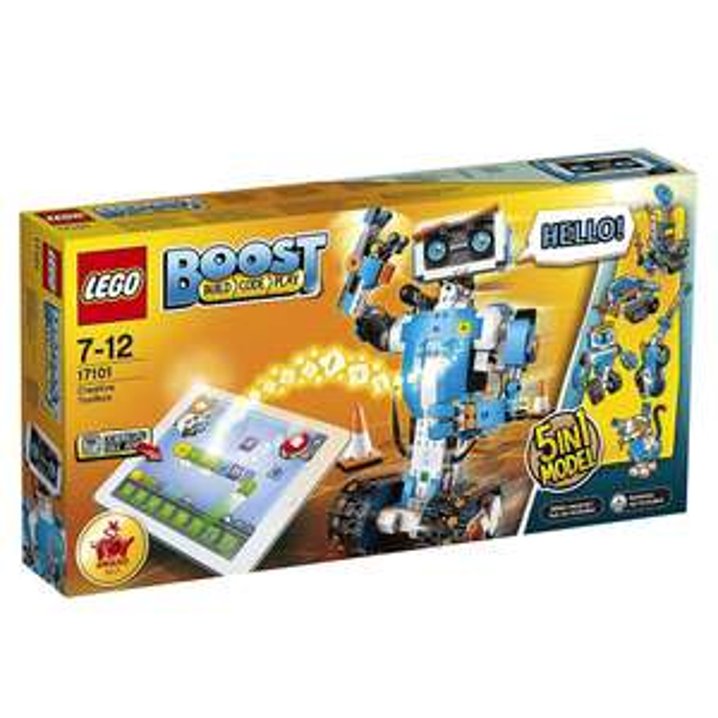 "Lego BOOST (17101) bei ""0815.eu"" für 99,11 bzw. ""mindfactory"" 99,06 bei Abholung"