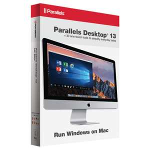 Parallels Desktop 13 (Box) bei Notebooksbilliger