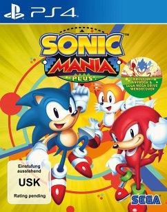 Sonic Mania Plus (PS4/Switch/XBox One) Vorbestellung 25,99€ bei bücher.de