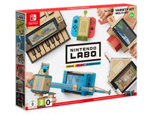 Nintendo Labo - 01 Multi Set - Nintendo Switch [saturn@ebay]