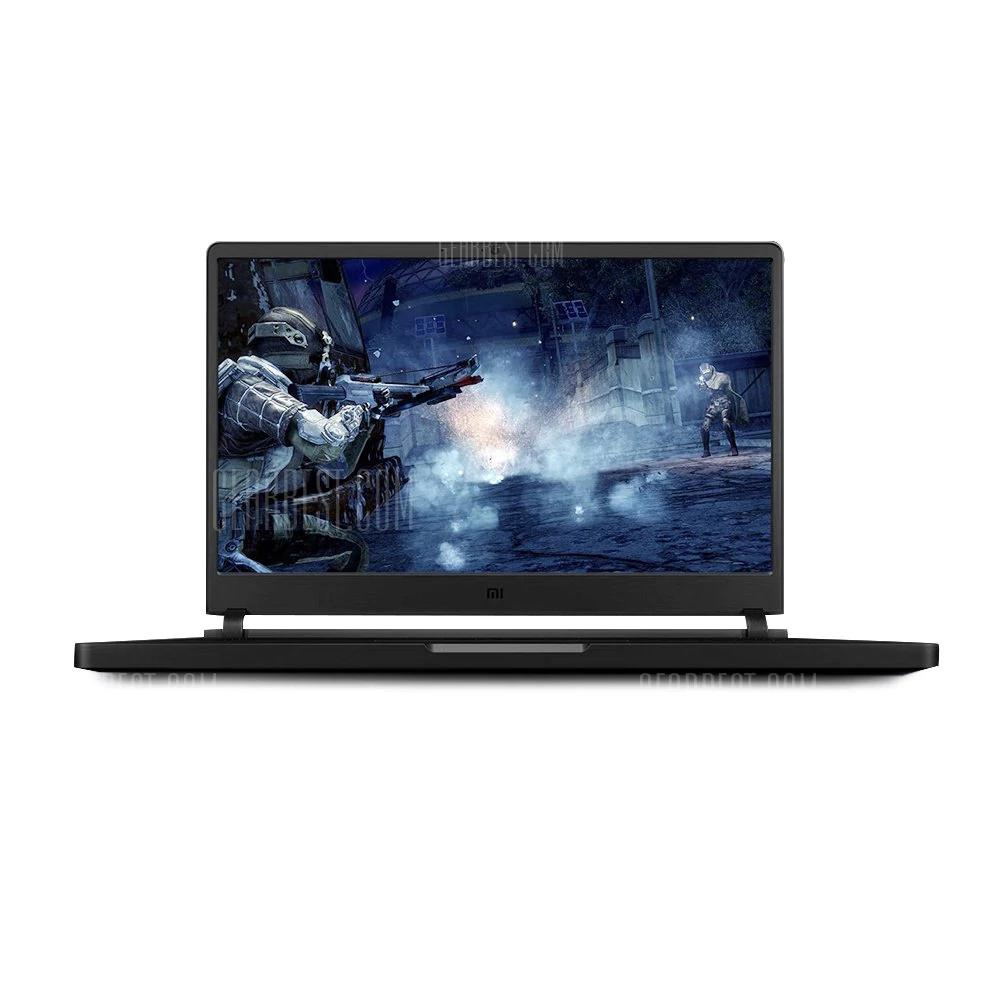 Xiaomi Mi Gaming Laptop - I7 7700 HQ + 8GB RAM + 1T HDD + 128G SSD + GTX1060