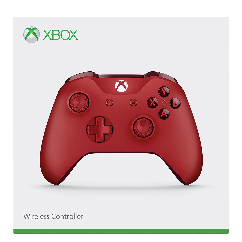 Xbox Wireless Controller S (Rot) für 39,97€ (Amazon)