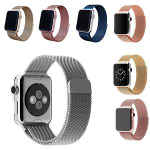 [Ebay] Milanaise Apple Watch Drittanbieter-Armband