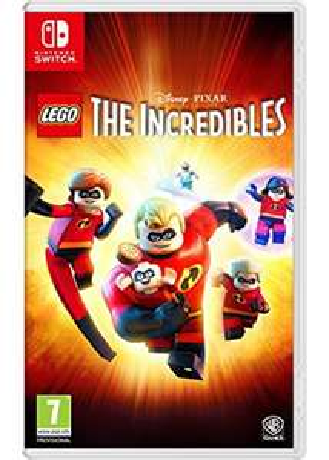 LEGO Die Unglaublichen (Switch & PS4 & Xbox One) inkl. Lego Minifigur für je 38,87€ (Base.com)