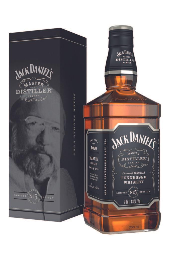 Jack Daniels Distiller No.5