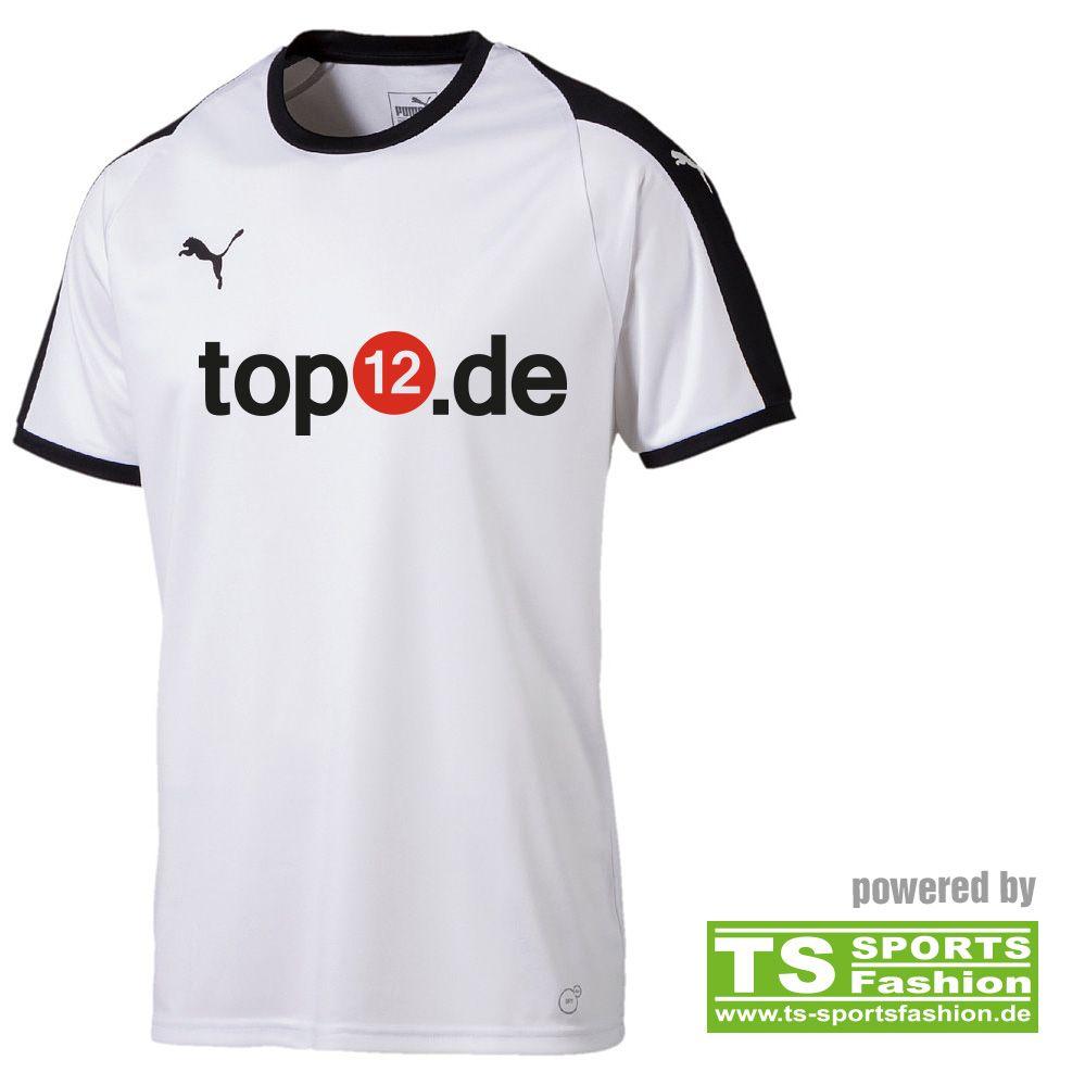 Puma Trikots, Stutzen und Shorts für eure gesamte Mannschaft bei Top12