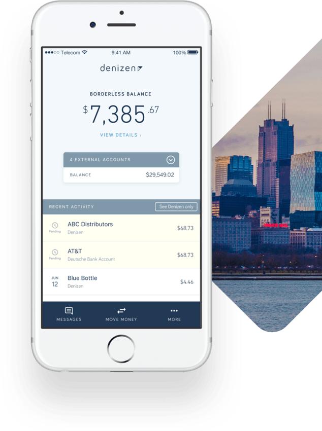 Denizen - $100 Bonus für die erste Einzahlung in mindestens derselben Höhe