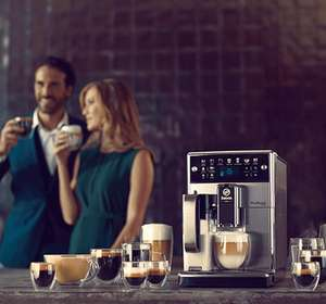 Kaffeevollautomat SAECO PicoBaristo Deluxe SM5570/10
