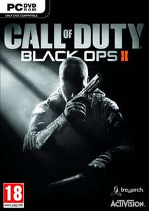 Call of Duty: Black Ops II (Steam) für 7,59€ (CDKeys)