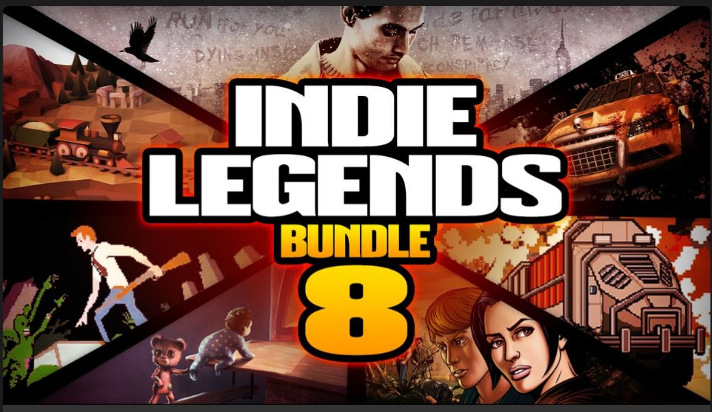 Indie Legends 8 Bundle (Steam) u.a. mit Broken Sword Trilogy, Fahrenheit @Fanatical