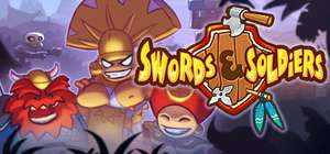 Swords and Soldiers HD Gratis STEAM