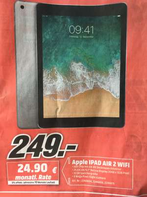 Lokal HH: Ipad Air 2, 32 GB, Wifi only
