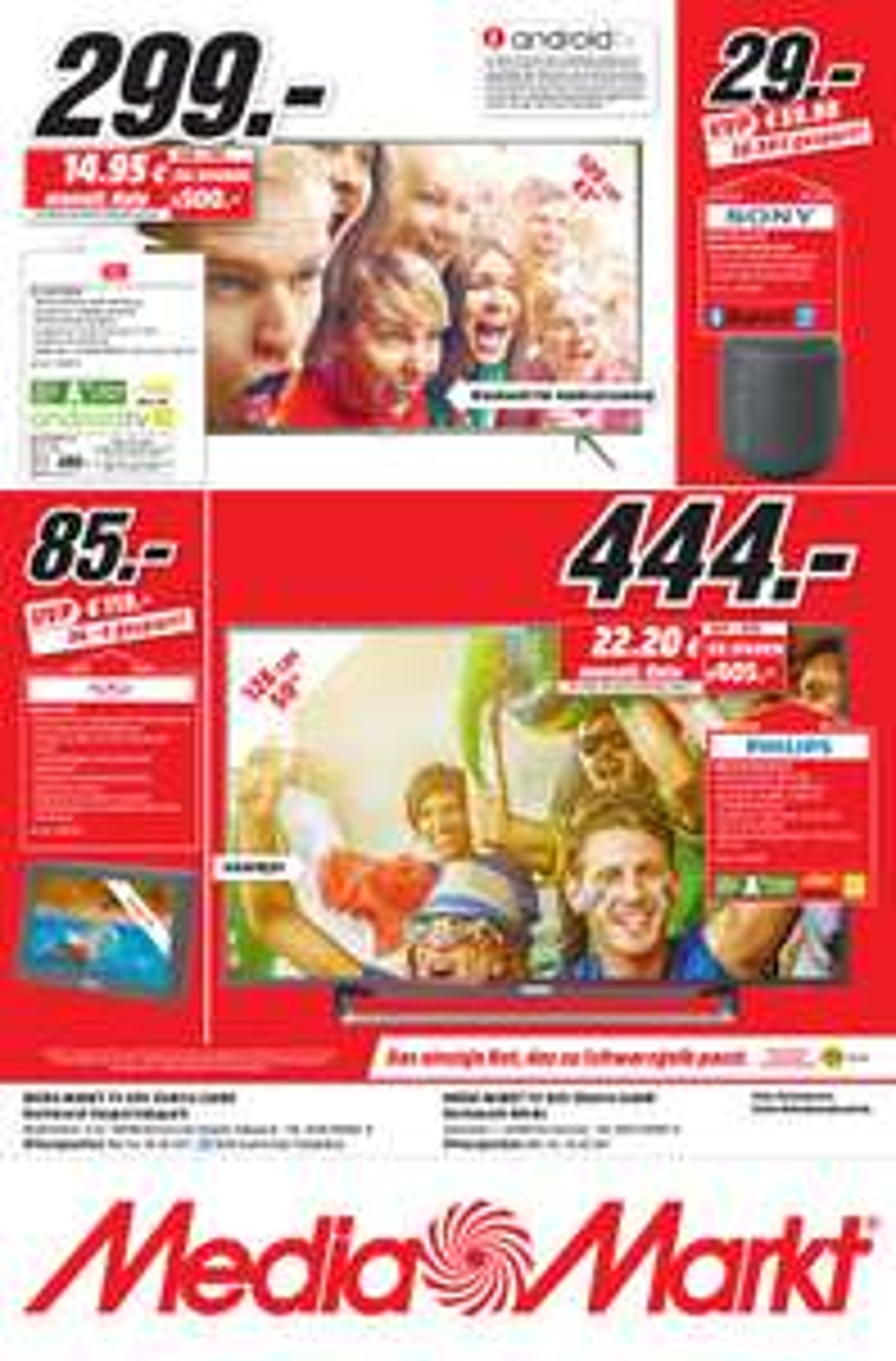 TCL P6046 43 Zoll Android Tv TIEFSTPREIS!!! / Bose Revolve +/ JBL Link 300 [Lokal Dortmund?]