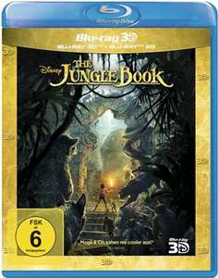CeDe SammelDeal: 3D Blu-rays inkl. Blu-ray für 10,99€