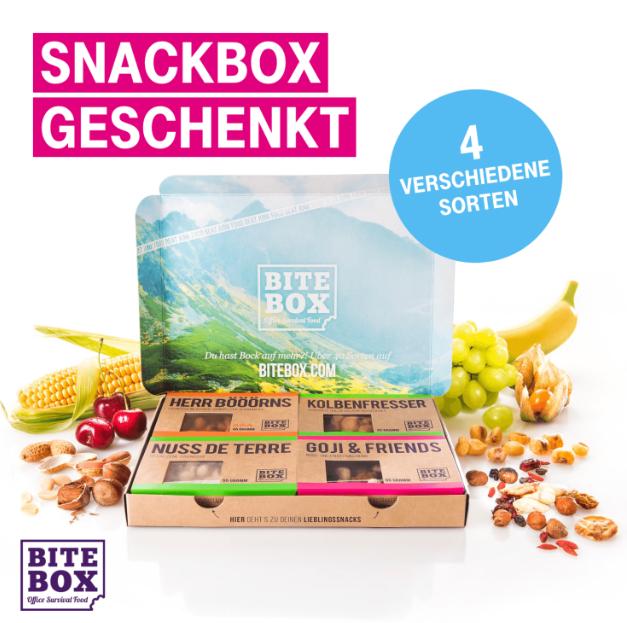Telekom Mega-Deal BITE BOX geschenkt