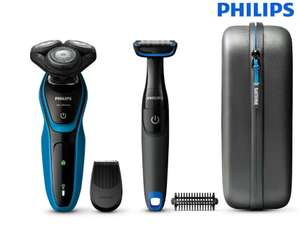 Philips S5050/64 AquaTouch Rasierer + Bodygroomer