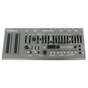 Roland Boutique SH-01 Synthesizer / Soundmodul (der 101 Nachbau) Grau: UVP: 399,- EUR