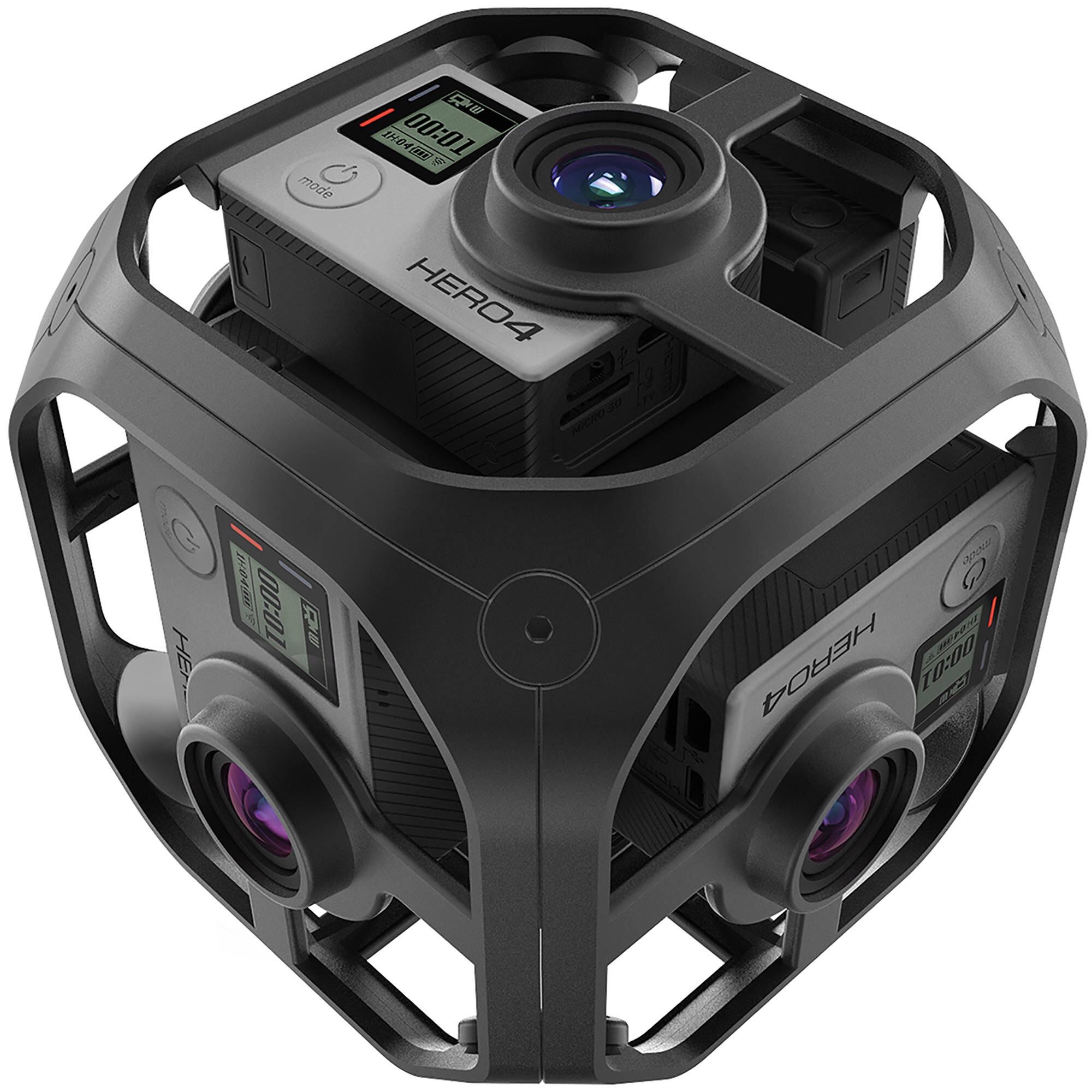 GoPro Omni 8K 360° Kamera Komplettset