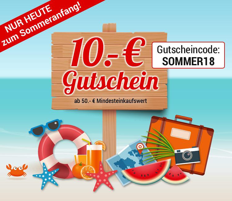 Weltbild | 10€ Rabatt zum Sommeranfang! (NUR HEUTE! - Online & Filiale - MBW 50€)