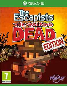 The Escapists: The Walking Dead Edition (Xbox One) für 13,33€ (Amazon FR)