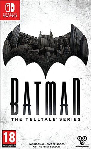 Batman: A Telltale Game Series (Switch) für 23,44€ (Amazon ES)
