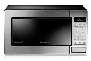 [Amazon.it] Samsung GE83M, Mikrowelle mit Grill, 23 l, 800 W, Touch, Silber, Edelstahl