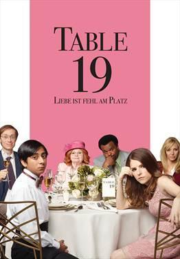 »Table 19«  für 0,99€ als HD-Leihfilm bei Videoload