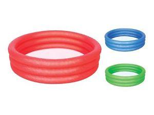Kinderplanschbecken 3-Ring für unter nem 10er incl. Versand - 1,52m Durchmesser