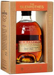 Glenrothes Sherry Cask Reserve Whisky 31,92 € bei Amazon
