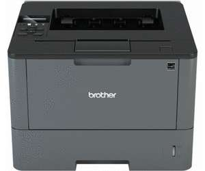 Brother HL-L5200DW Laserdrucker s/w (40 S/min, 250 Blatt, LAN, WLAN, USB 2.0, Cloud Print, AirPrint)