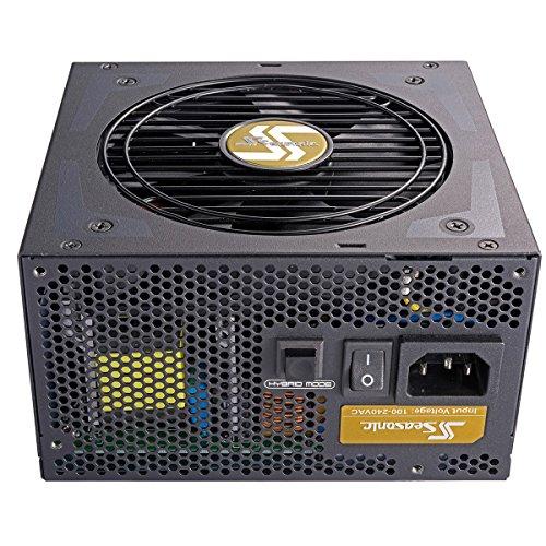 Seasonic Focus 80 Plus Gold 650W Netzteil