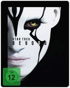 Star Trek - Beyond Limited Steelbook Edition (3D Blu-ray + 2D) für 9,94€ (eBay Media-Dealer)