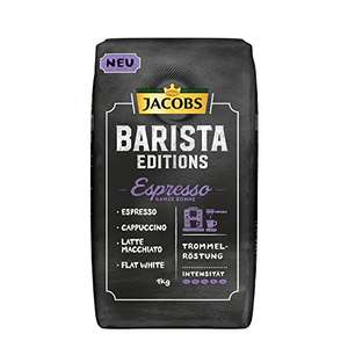 Jacobs Barista Editions Espresso, 1KG für 10euro bzw 8euro als Abo!
