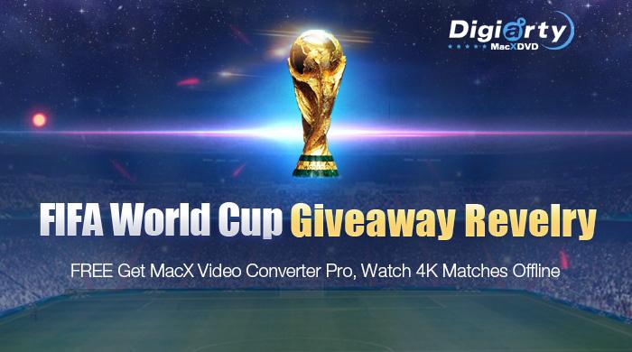WM 2018 Special: MacX Video Converter Pro kostenlos